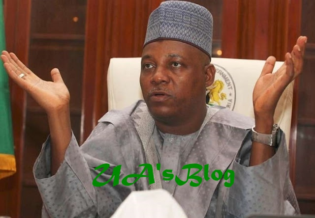 Jonathan's Book Is Nothing But A Presidential Tale By Midday – Shettima