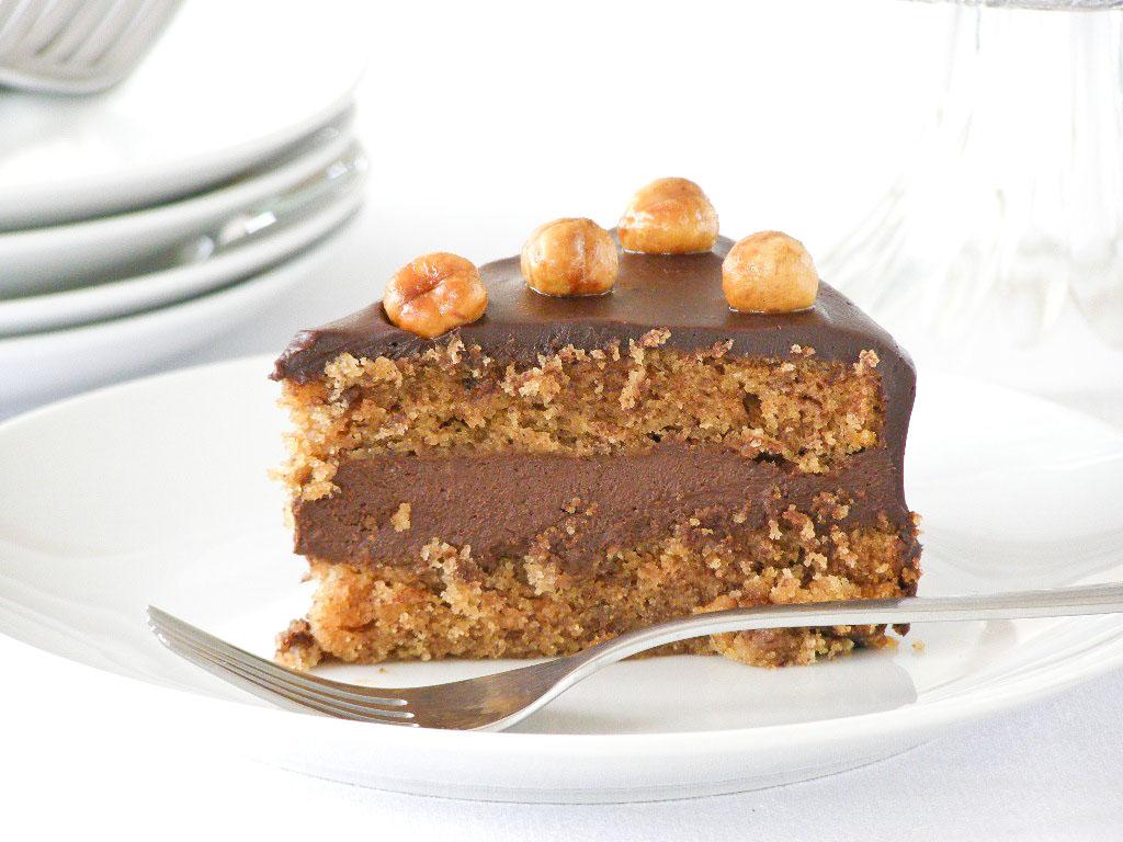 Vegan Mocha Cake Recipe