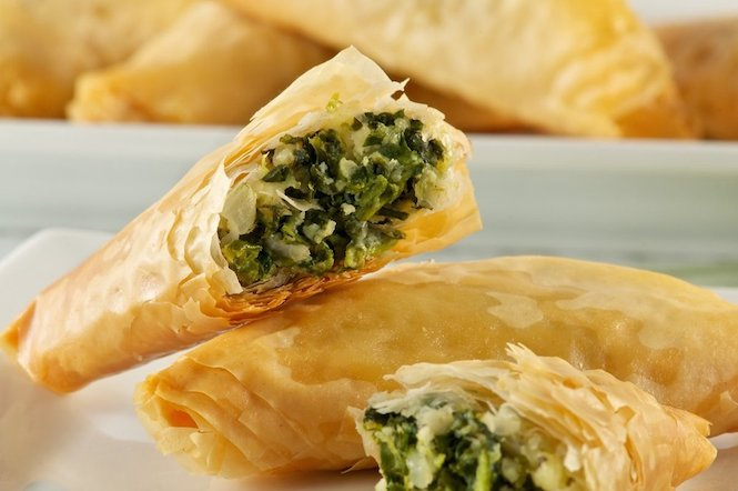 Spanakopita Greece