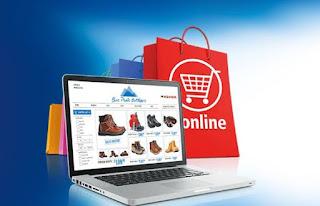 Bisnis Online di Kota Bandung Masih Sepi