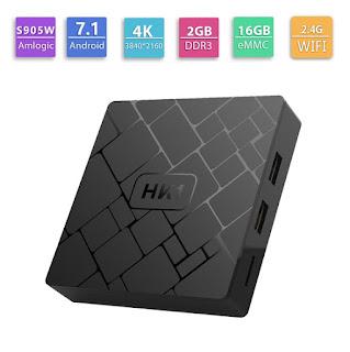 tv box hk1 2gb 16gb wifi