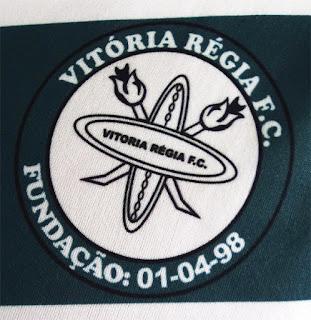 O Vitória Régia F.C. foi fundado em 1º de abril, o Dia da Mentira.