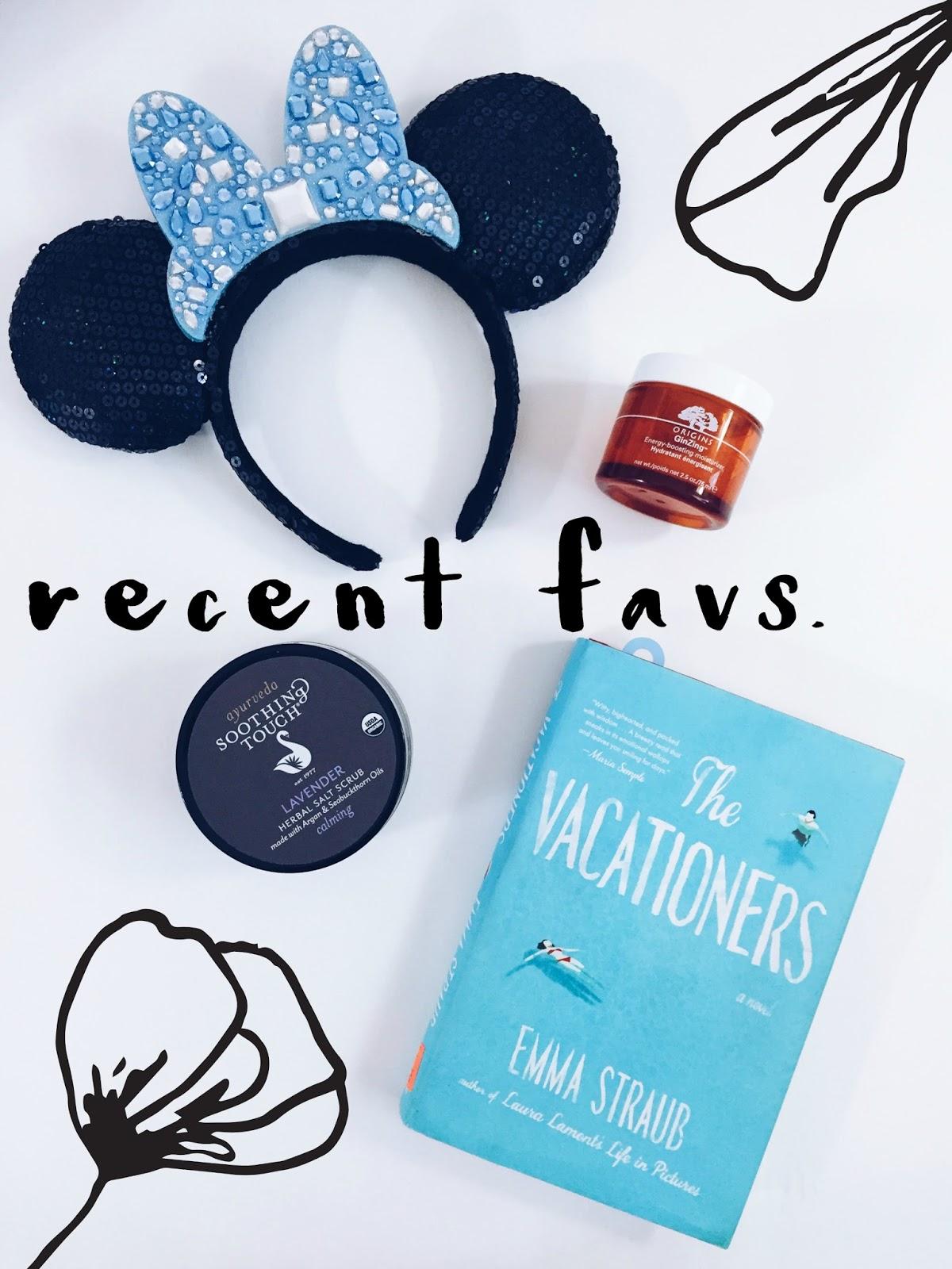 Recent Favorites | June/July 2016