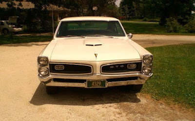 1966 Pontiac GTO Hardtop Coupe Front