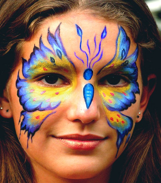 Face Painting Patterns Beginners