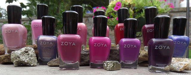 zoya element collection