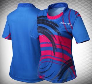 bikin baju badminton