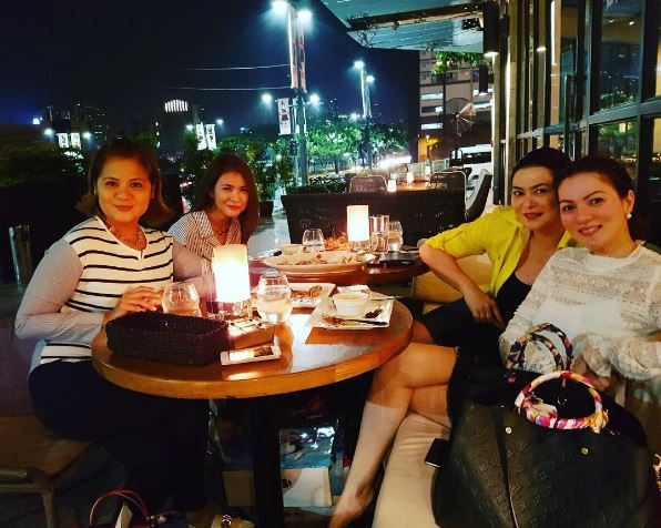 Gelli de Belen, Aiko Melendez, Candy Pangilinan, and Carmina Villarroel Together Again!