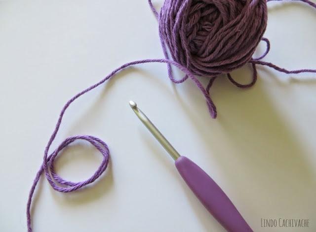 Anillo mágico - explicacion - crochet