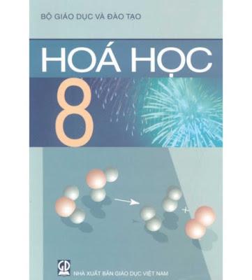 Chương trình hóa học lớp 8 gia sư nên biết