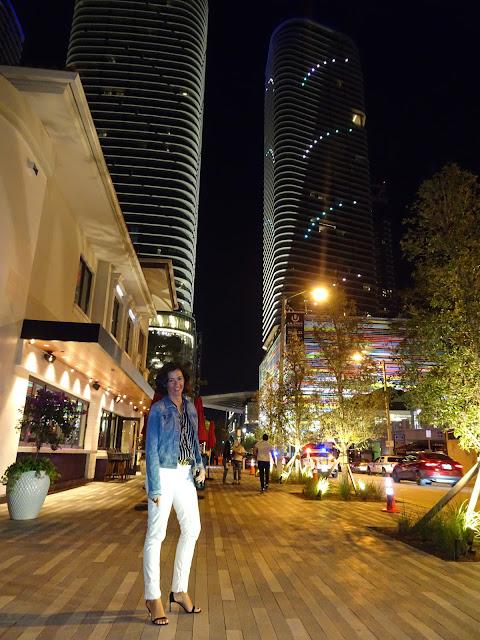 Rascacielos de la zona de Brickell