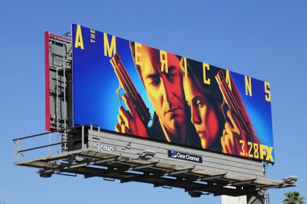 Americans final season 6 billboard
