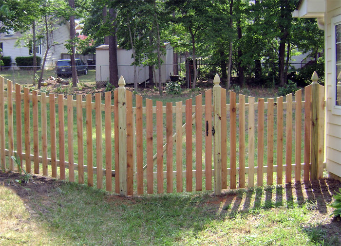 Types Security Privacy Fences