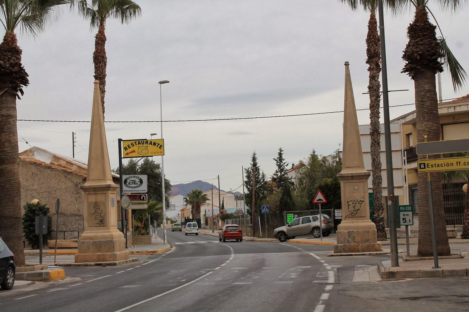 Mojones del Reino. Foto de Pepe García