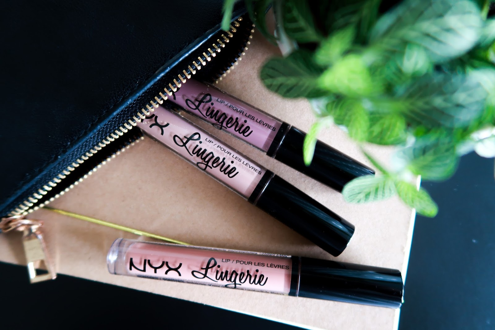NYX Lingerie review