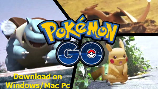 How To Play Pokemon Go On Windows PC