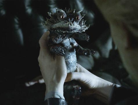 El chupacabras Antonio en Animales fantásticos. Los crímenes de Grindelwald - Cine de Escritor