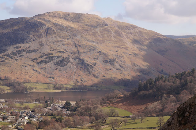 visiting Ullswater walking Glenridding to Helvellyn