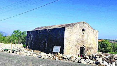 Σημαντική ανακάλυψη σε εκκλησία 19ου αιώνα στην Τουρκία