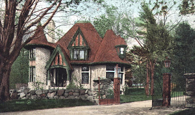 Mansions Of The Gilded Age Ardsley Towers The Home Of
