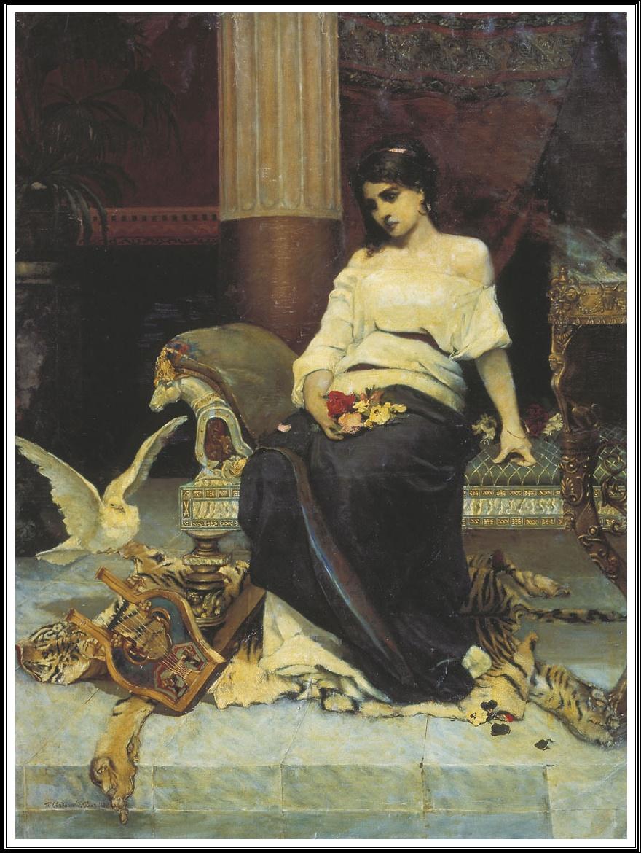 Le Prince Lointain: Pavel Svedomsky (1849-1904), Une Romaine ...