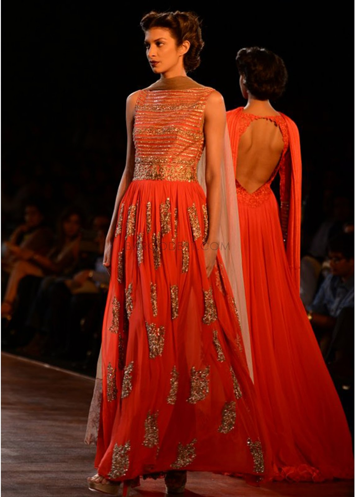Manish Malhotra's collection at Delhi Couture Week 2013 ...