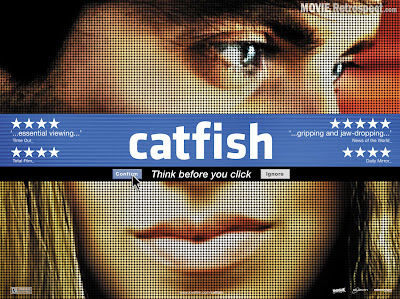 Catfish - Documentary Film - Movie Poster
