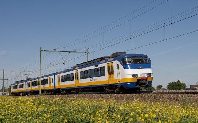 Viagem de trem pela Europa
