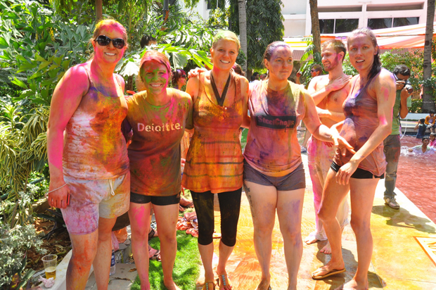Holi Hot Pictures
