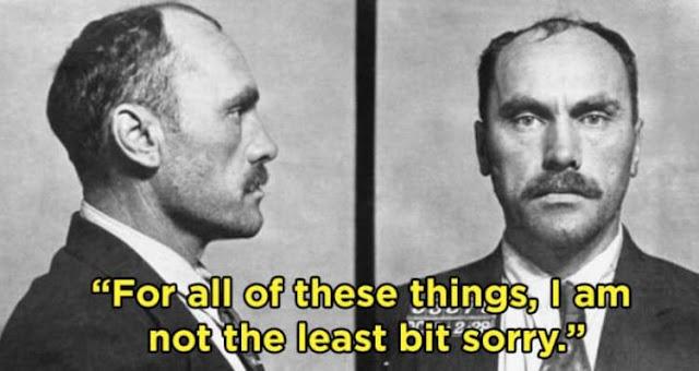 Carl Panzram serial killer quote