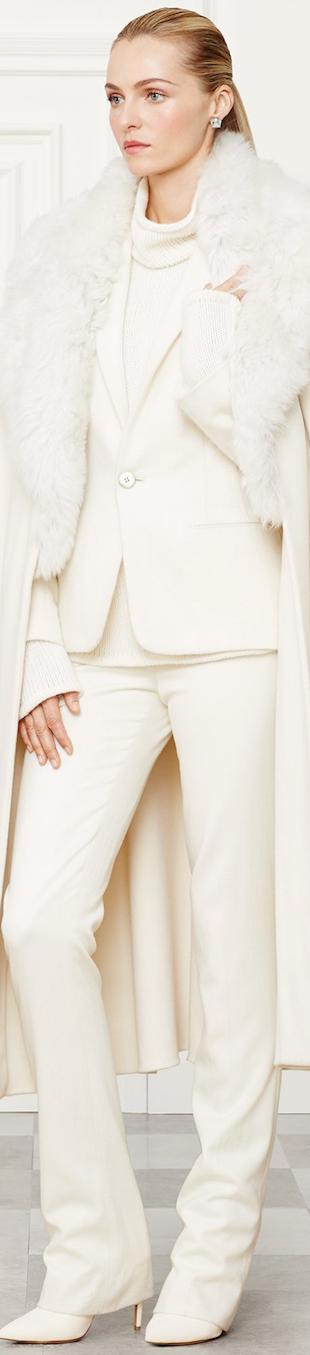 Ralph Lauren Leaonarda Coat Fall 2014 Collection