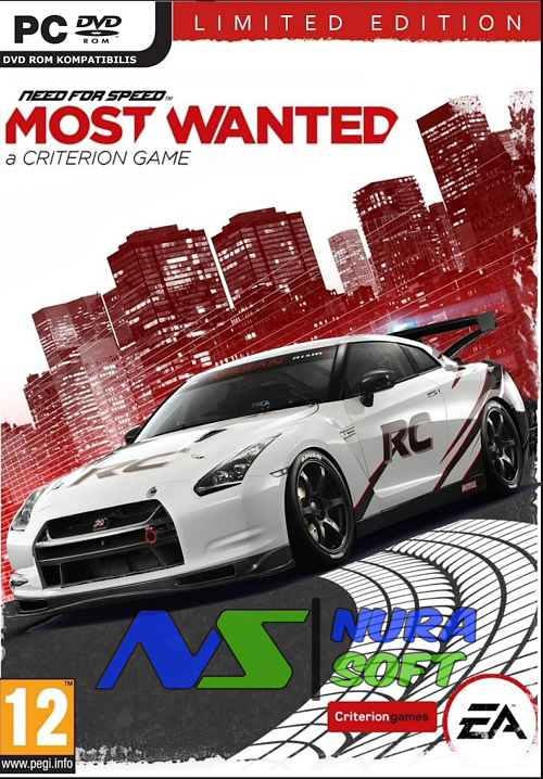 Need For Speed Most Wanted NFSMW - Black Edition v1.3 MEGA ...