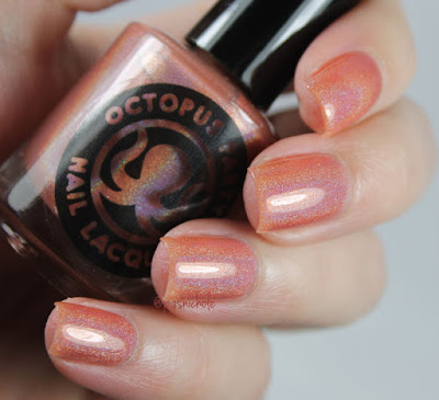 Octopus Party Nail Lacquer King Conch by Bedlam Beauty