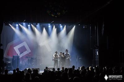 Stefan Frost mit Oberer Totpunkt live | Schwarzer Ball in Zürich im X-Tra