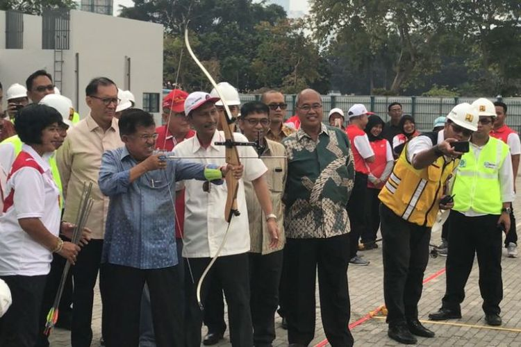 Wapres Kalla: Ini Persiapan untuk Melawan Pak Jokowi