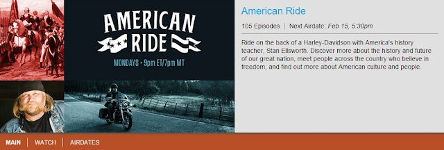 American Ride - BYU TV