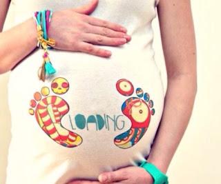 Remeras para embarazadas
