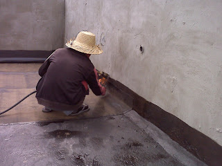 tips pasang waterproofing membrane