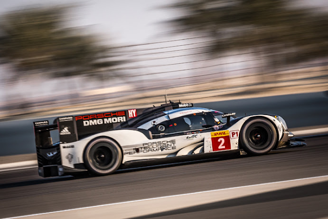 Latest News: Track action underway in Bahrain; new cars, new entrants for WEC announced