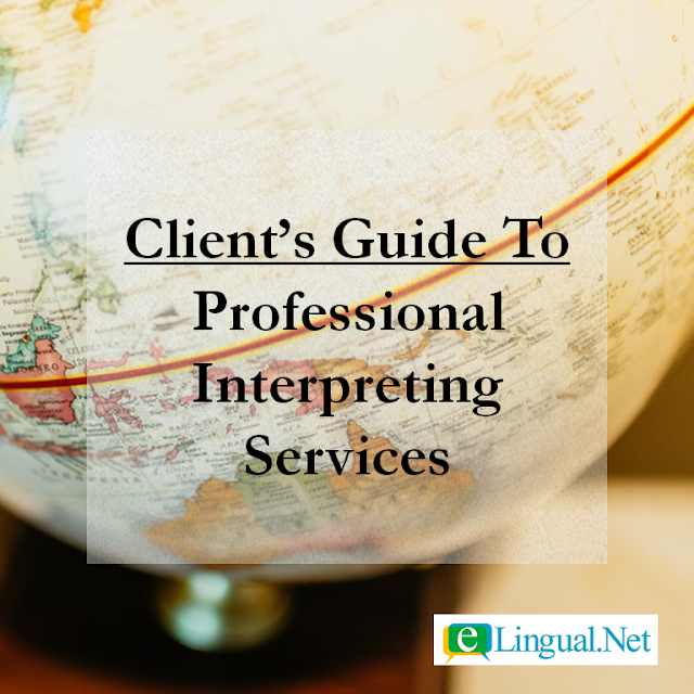 Interpreter, Professional Language Interpreting Services | www.elingual.net