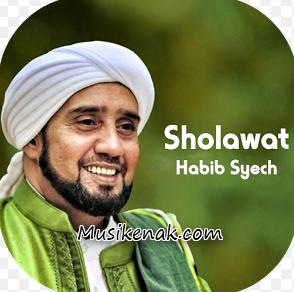 Lagu Sholawat Habib syech album 6 mp3