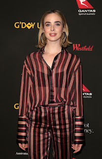 Ashleigh Brewer At 15Th Annual G'DAY USA Los Angeles Black Tie Gala