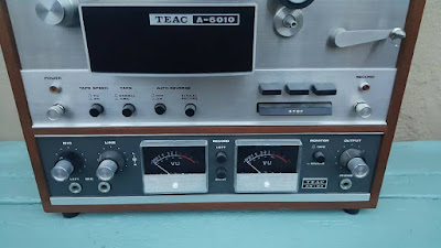 Teac A-6010 Auto-Reverse reel to reel - Excellent Condition!