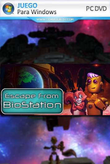 Escape From BioStation PC Full