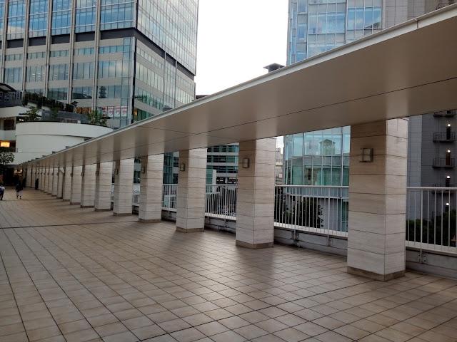 横浜 歩道