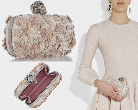 Women designer bags | Beautiful box clutches with stones, beads and pearls.