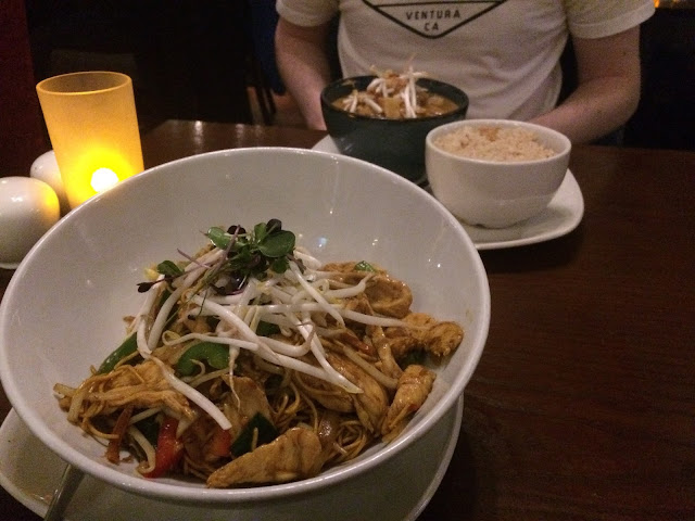 Red Torch Ginger Dublin Thai Restaurant Review