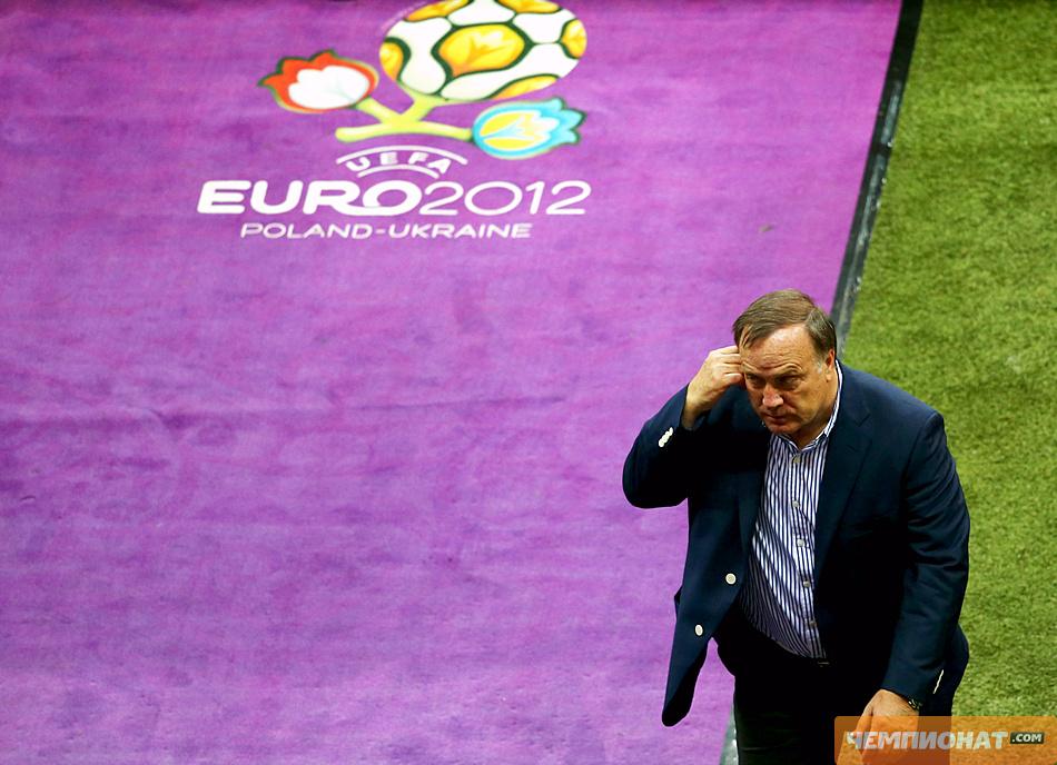 Недви Влад Евро 2012 Сборная России