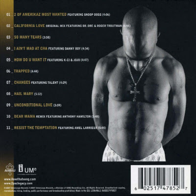 2Pac - Best of 2Pac Part 1: Thug