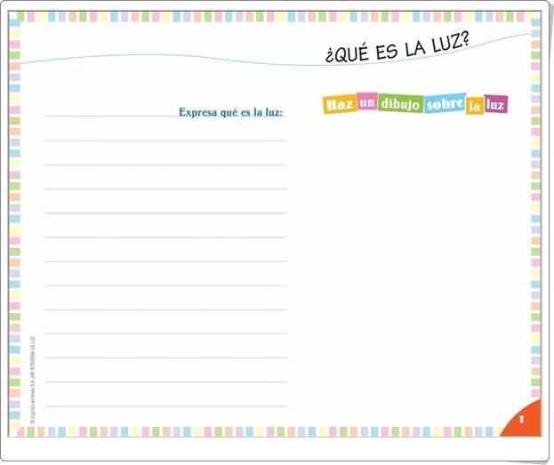 """Proyecto de Educación Infantil de 5 años """"La luz"""" (Colección """"¡Me interesa!"""" de Editorial Algaida)"""